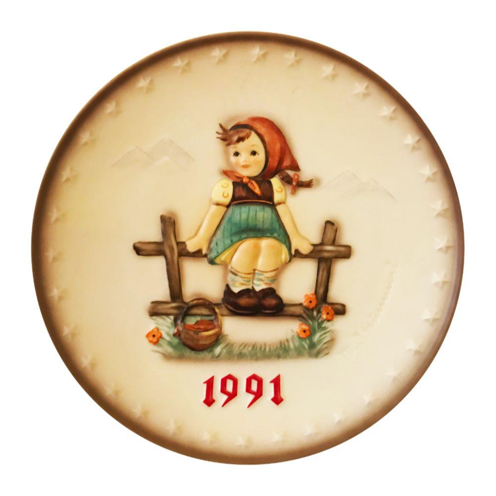 1991 Hummel Plate