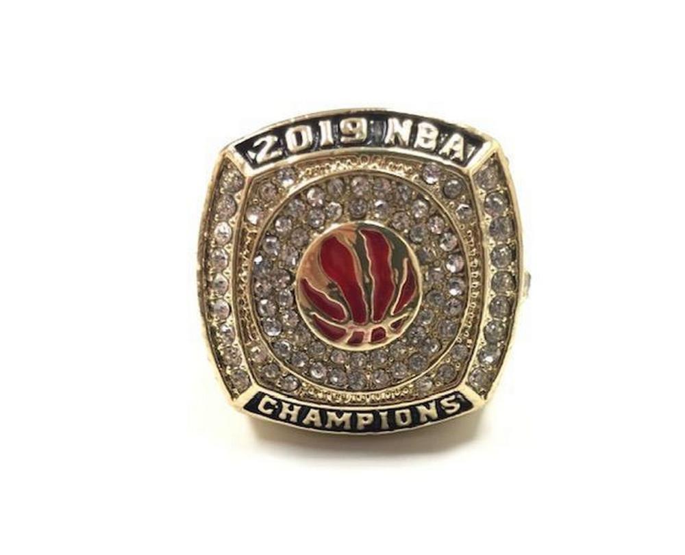 2019 Toronto Raptors NBA Championship Ring - Leonard