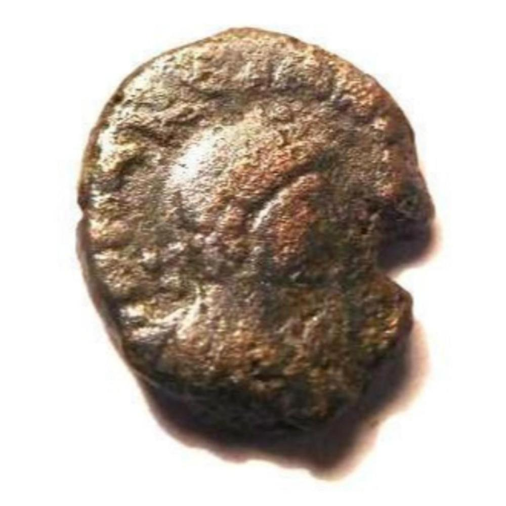 Bronze Coin of Marcian: 450-457 - Rare