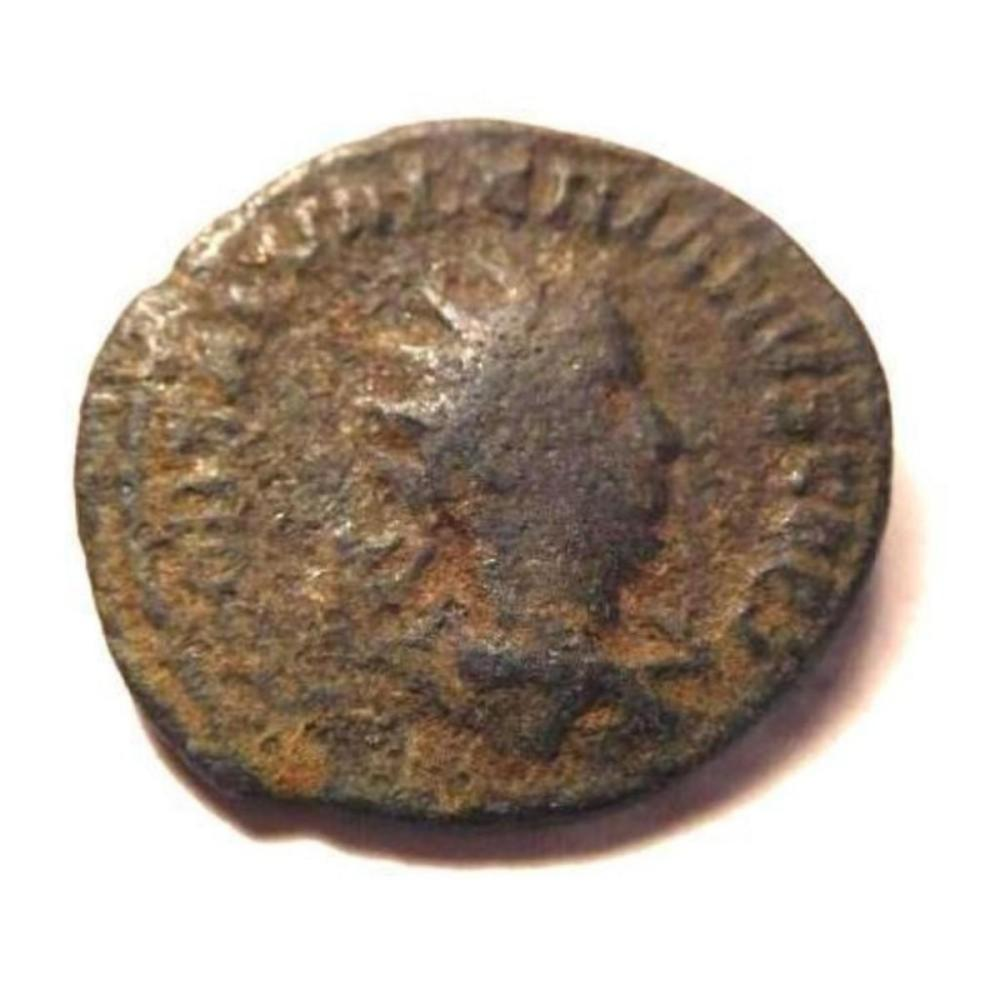 Bronze Coin of Saloninus: 258-260 A.D. - Rare