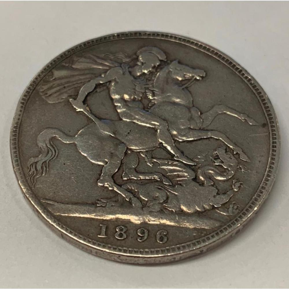 1896 British Crown