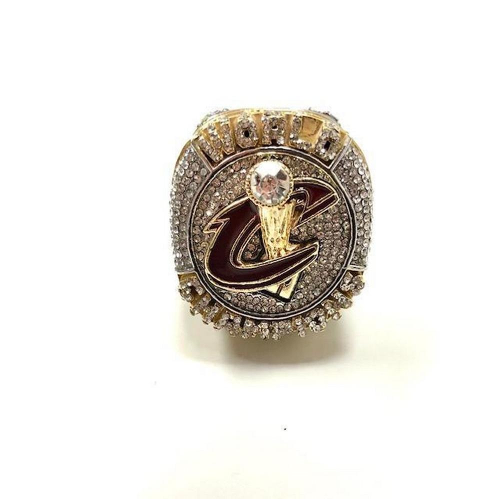 2016 Cleveland Cavaliers NBA Championship Ring - Lebron