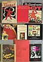 Lot of 9 Books Political Propaganda Posters