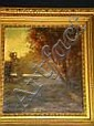 Patrick Berry. Oil on Canvas, Autumn Landscape, Patrick Vincent Berry, Click for value