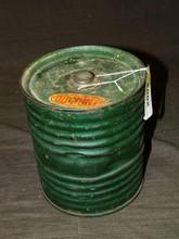 Early Dupont Powder Metal Keg Can