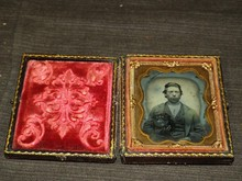 Civil War Era Ambrotype, 9th Plate NH Vol Infantry