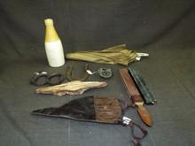 Lot of Assorted Civil War Era Items