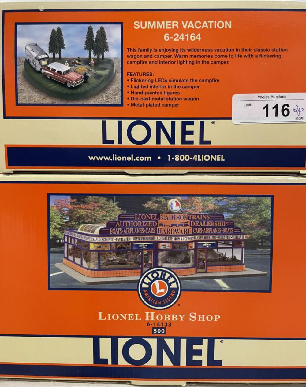 2 Lionel Accesories