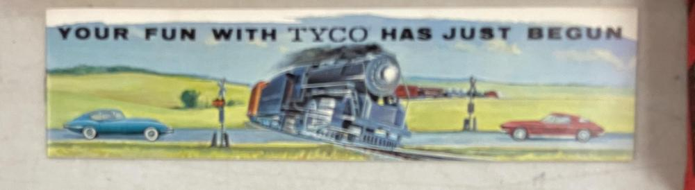 2 Boxed Tyco Mantua HO Freight Sets