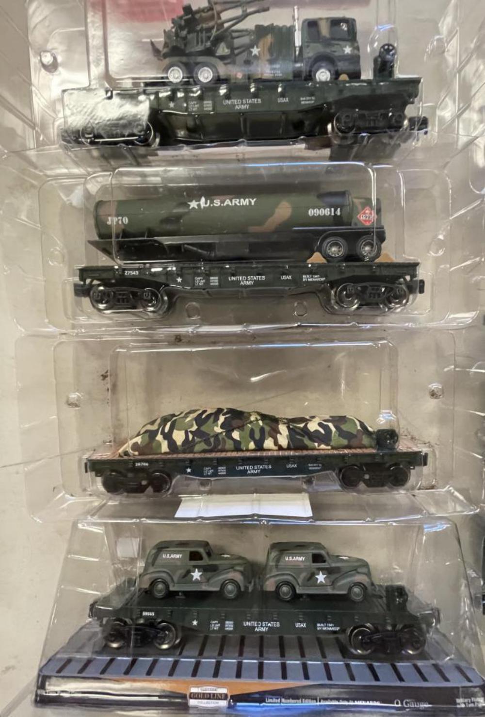 12 Menards Military Cars
