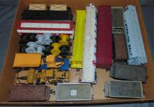 Toys, Diecast, Pressed Steel, Modern Trains, & More