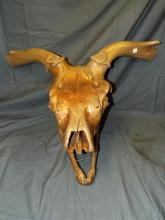 Giant Irish Elk Skull
