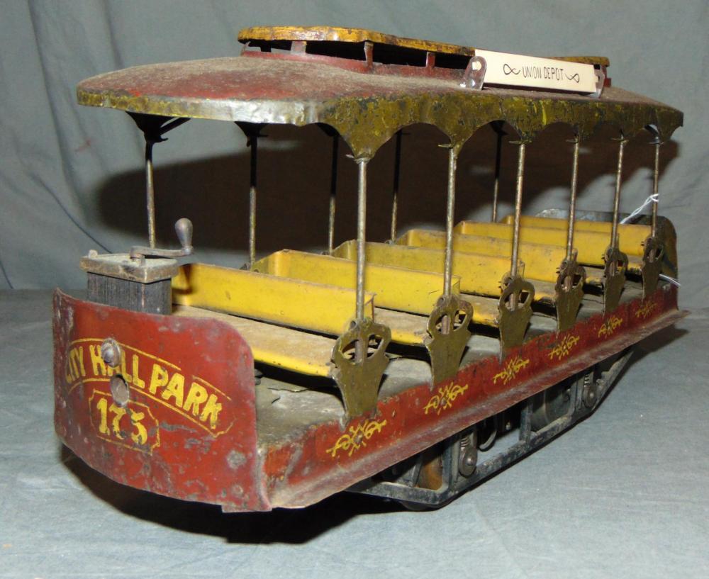 converse trolley
