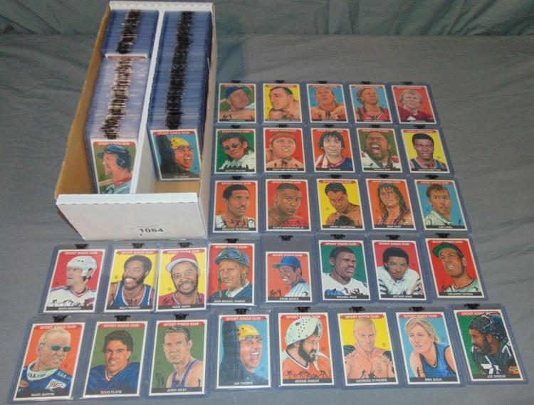 Modern Card Lot, Sport Kings