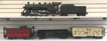 Buddy L Outdoor Railroad Set