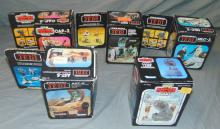 Star Wars ROTJ & ESB, Lot of 5 Boxed Toys