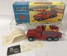 Boxed Corgi 1121 Chipperfilds Circus Crane