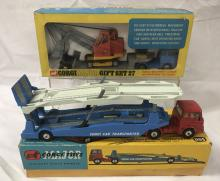 Corgi Major 1105 & GS27 Bedford Trucks