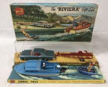 Boxed Corgi GS31 Riviera Gift Set