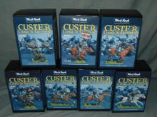 Black Horse Toy Soldiers. Custer's Charge.