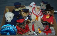 Steiff Golden Age of Circus Lot