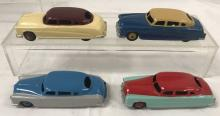 4 Variations Dinky 171 Hudson Commodore