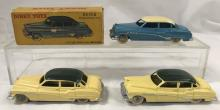 2 French Dinky 24V Buick Roadmasters
