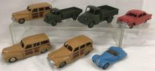 7 Assorted Dinky Vehicles