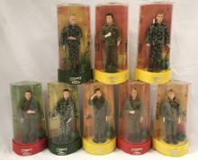 1966 Topper Toys Tigers Soldiers Set in Orig Cases