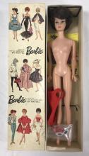 Boxed 1964-65 Barbie #850 Brunette Bubblecut