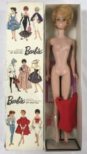 Boxed 1961 Barbie #850 Blonde Bubblecut