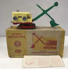 Boxed Dinky 975 Riston Bucyrus Excavator