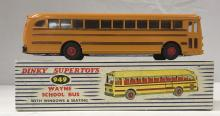 NMINT Boxed Dinky 949 Wayne School Bus