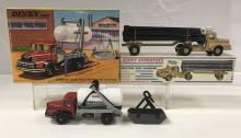 2 Boxed French Dinky Commercials