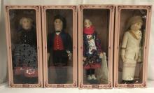 Lot of Steiff Limited Edition Dolls