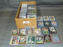 Huge Dan Marino Football Card Lot