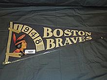 1948 Boston Braves Pennant