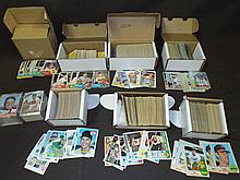 1960's Topps Baseball Card Lot