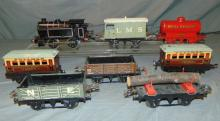 Clean Hornby Steam Freight Passenger Set