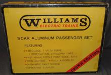 Williams Southern Passenger Cars