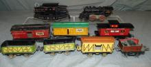 2 American Flyer Freight Sets