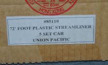 Williams 85110 UP ABS Passenger Car Set