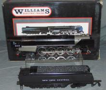 Williams Brass 5602 NYC Niagara Locomotive