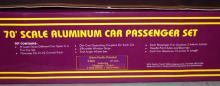 MTH 6506 UP Painted Aluminum Pass Cars