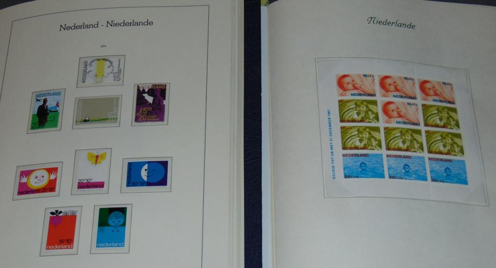 Netherlands. Lovely Collection in Album.