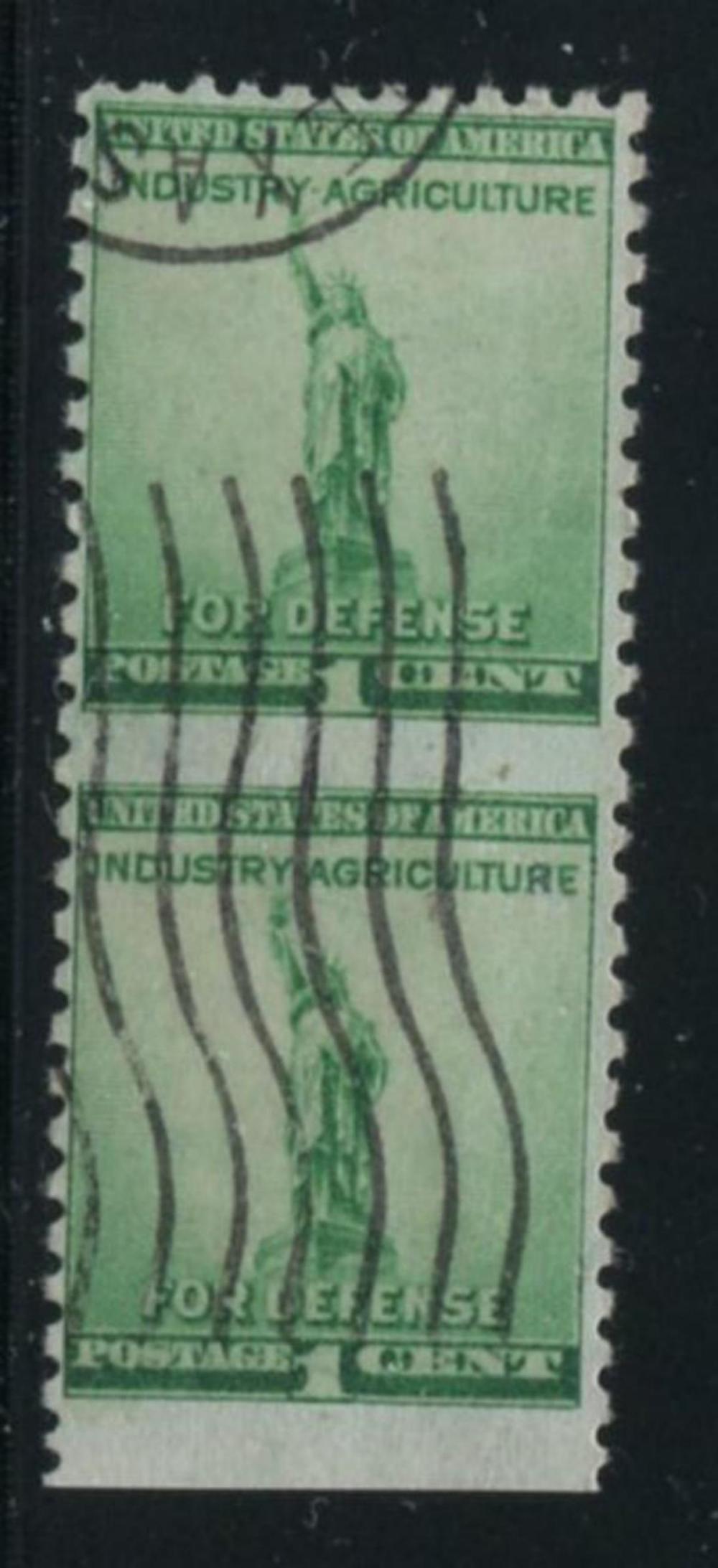 Rare. U.S. 899a Used.