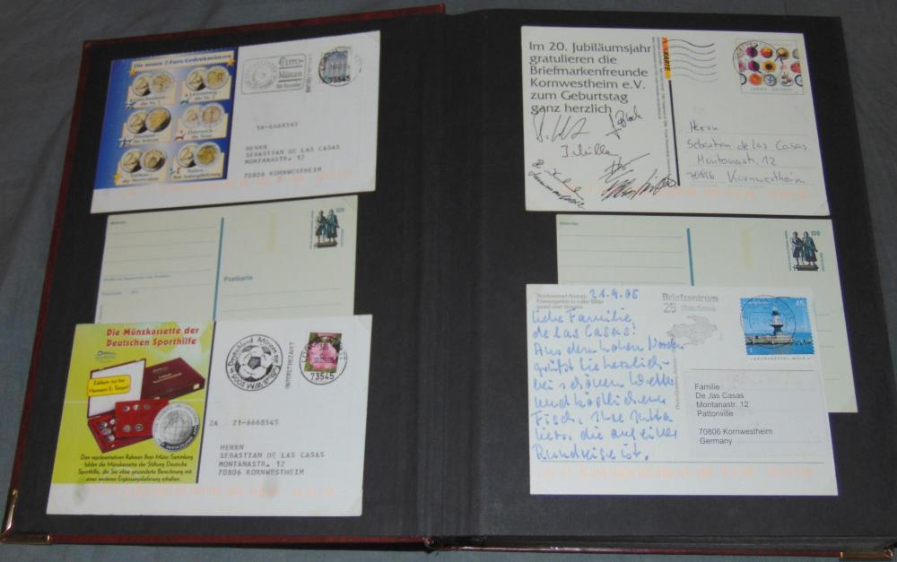 German Bundespost Collection