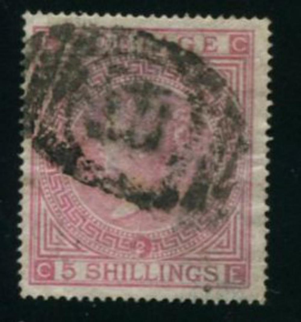 Great Britain. 57 Used.