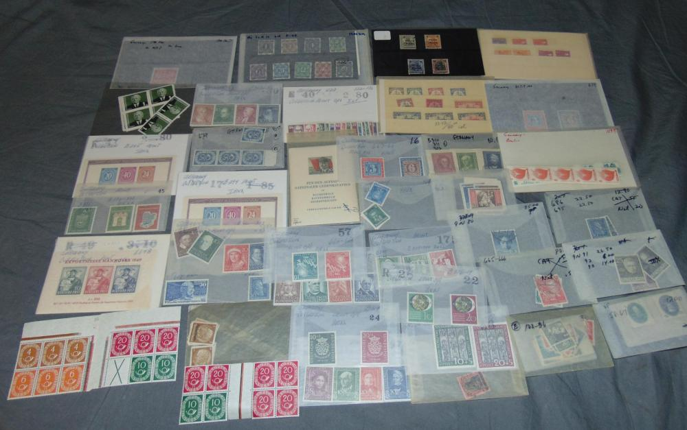 Germany. Small but High Value Lot.