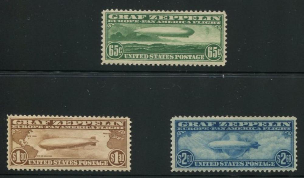 United States. C13-15 Mint Set.